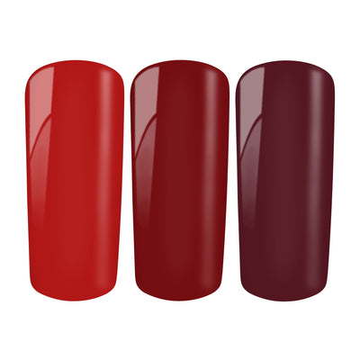 UV Nagellack Red Collection