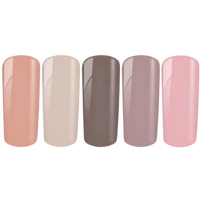 UV Nagellack Lovely Nude Collection