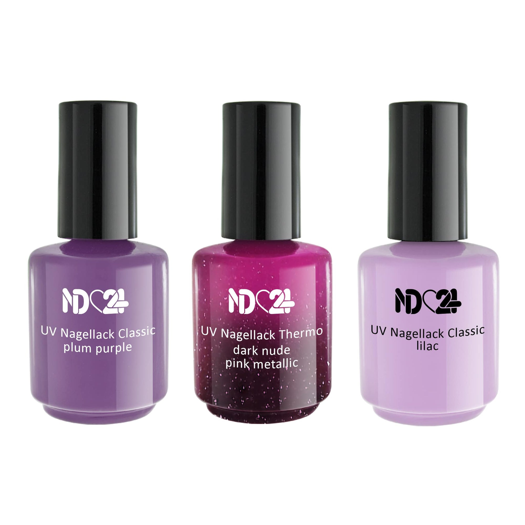 UV Nagellack Violet Fever Collection