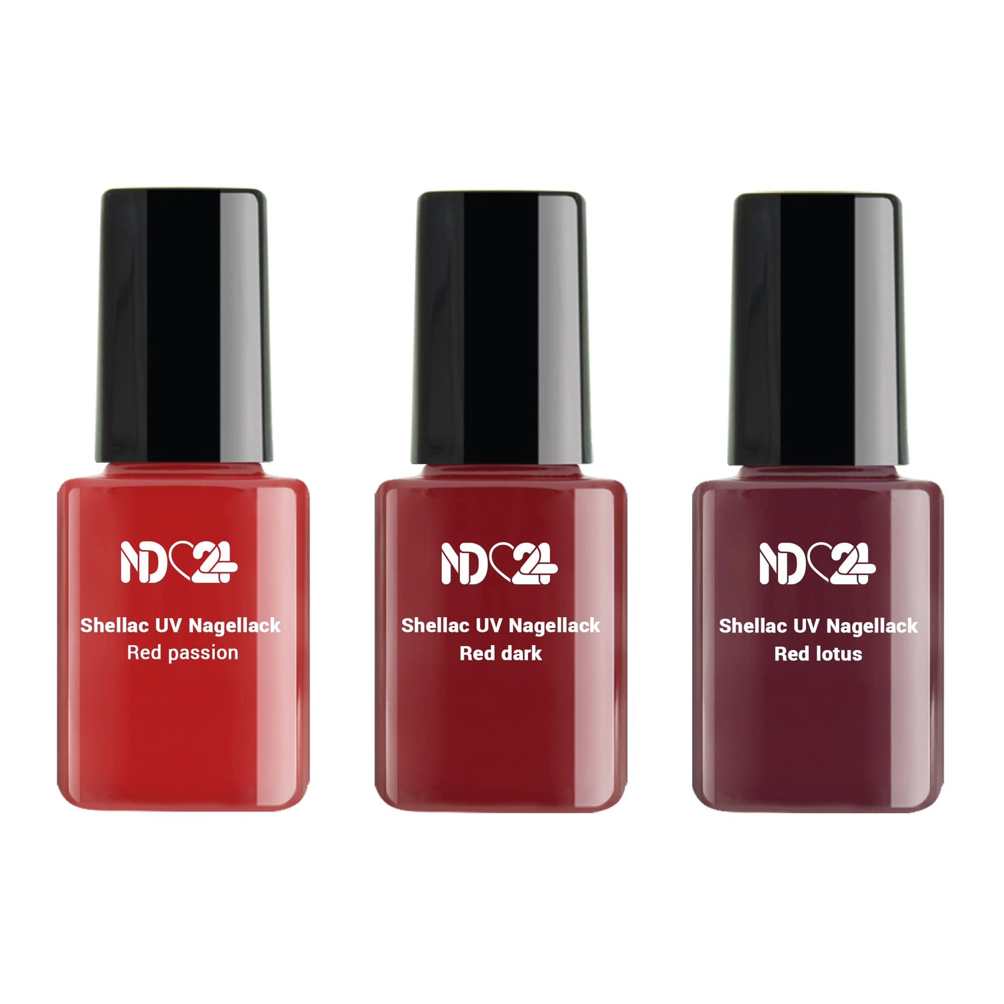 Shellac Red Collection