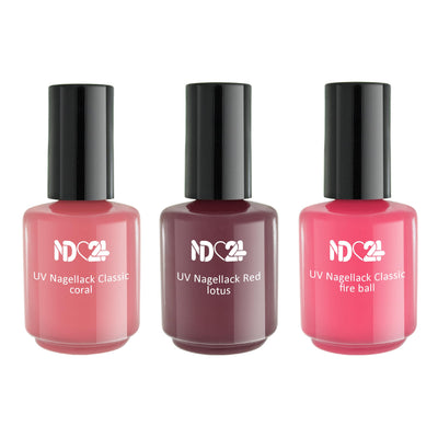 UV Nagellack Fame Touch Collection