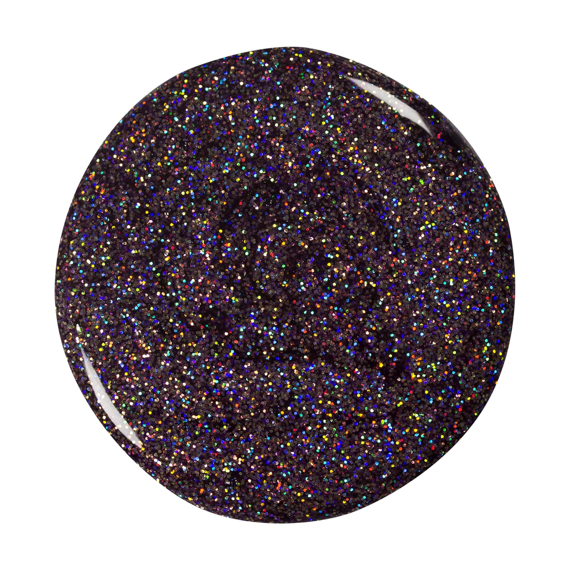 Effekt Gel Galaxy Holo Glitter purple