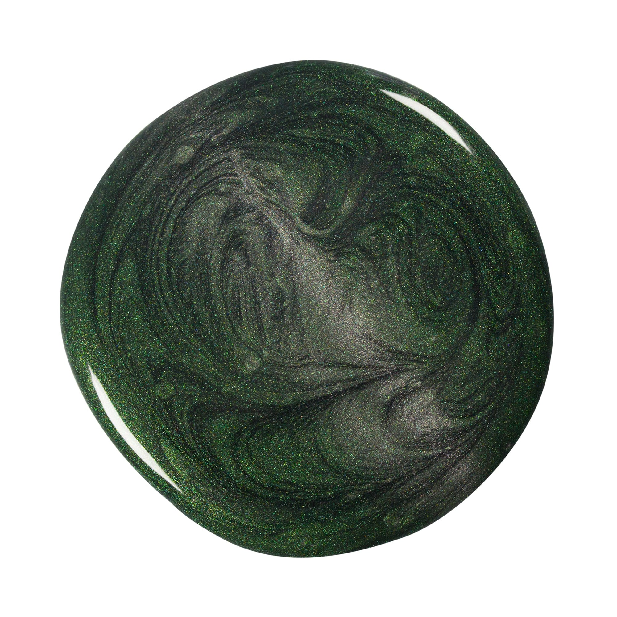 Effekt Gel Cat Eye Magnet green