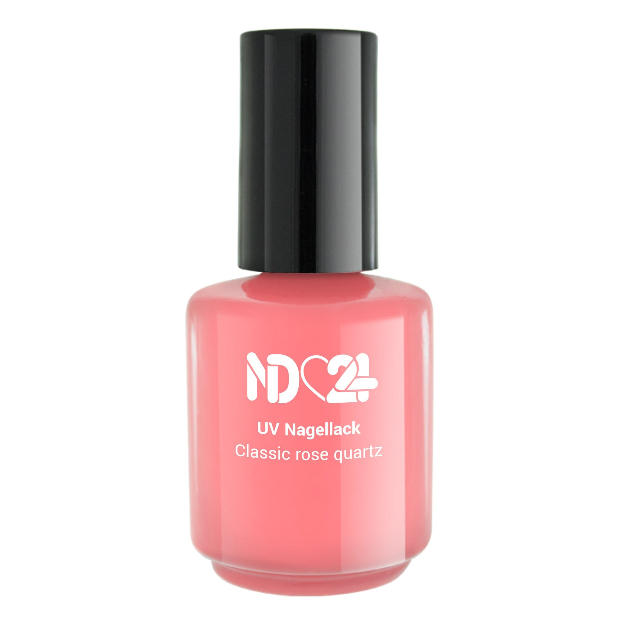 UV Nagellack Classic rose quartz