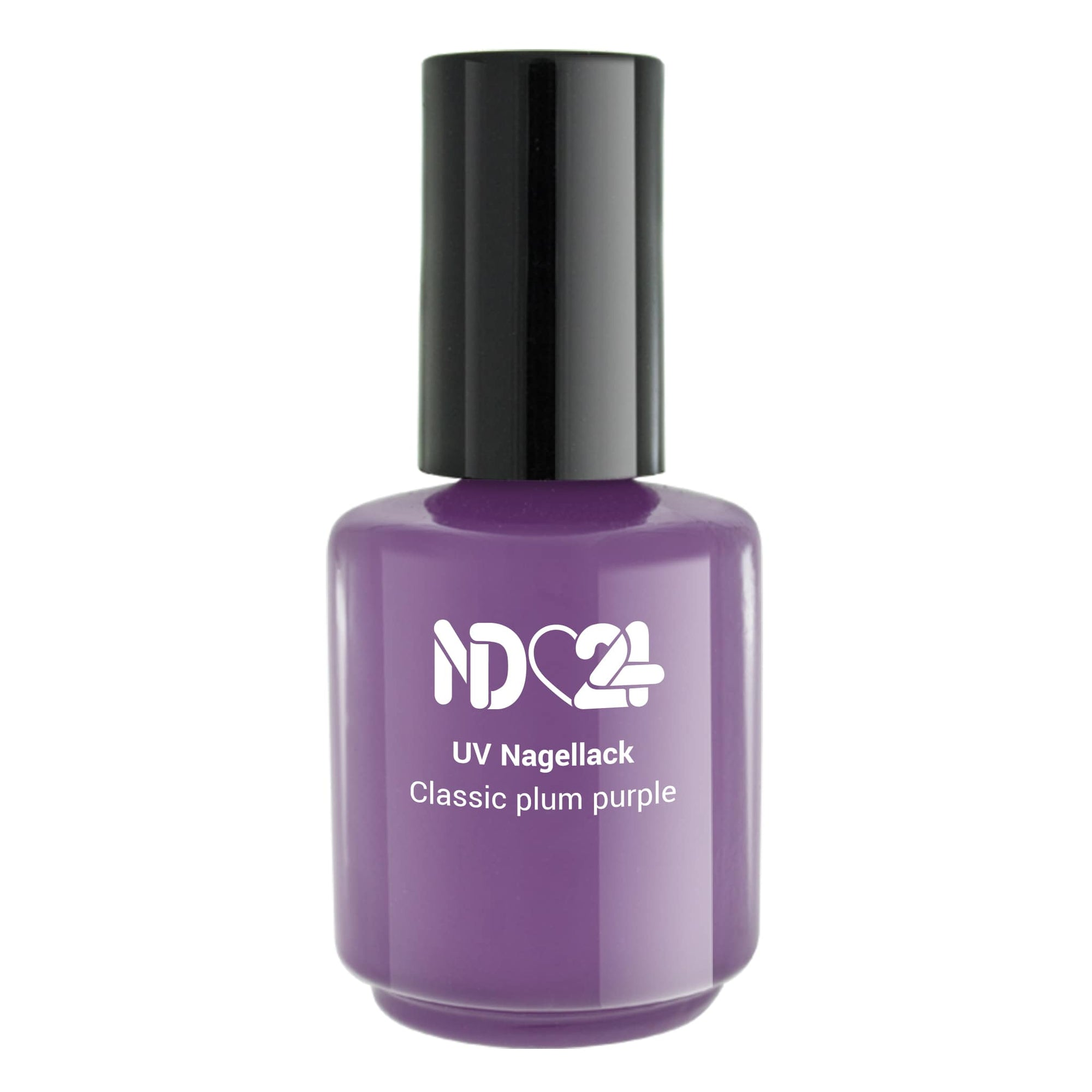 UV Nagellack Classic plum purple
