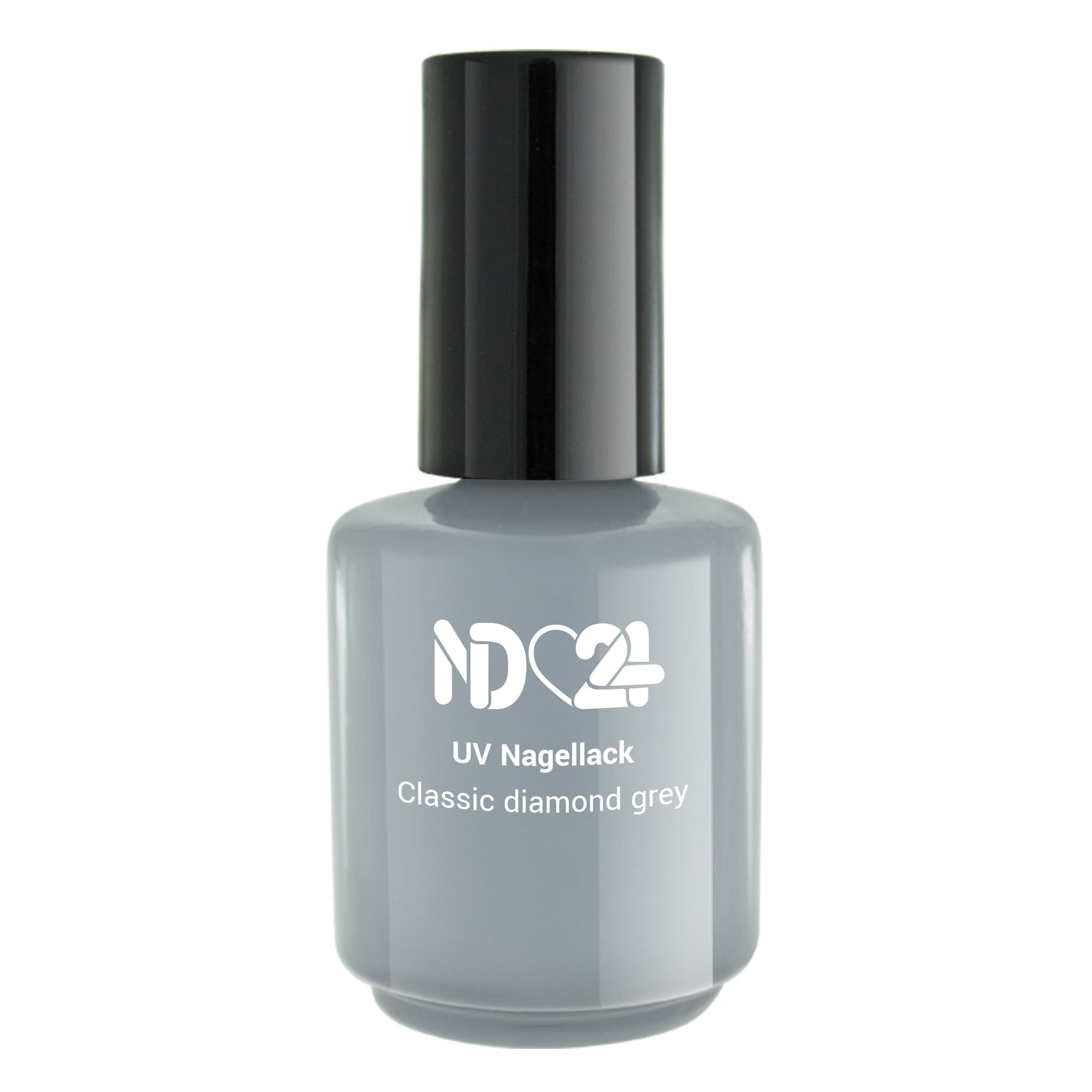 UV Nagellack Classic diamond grey