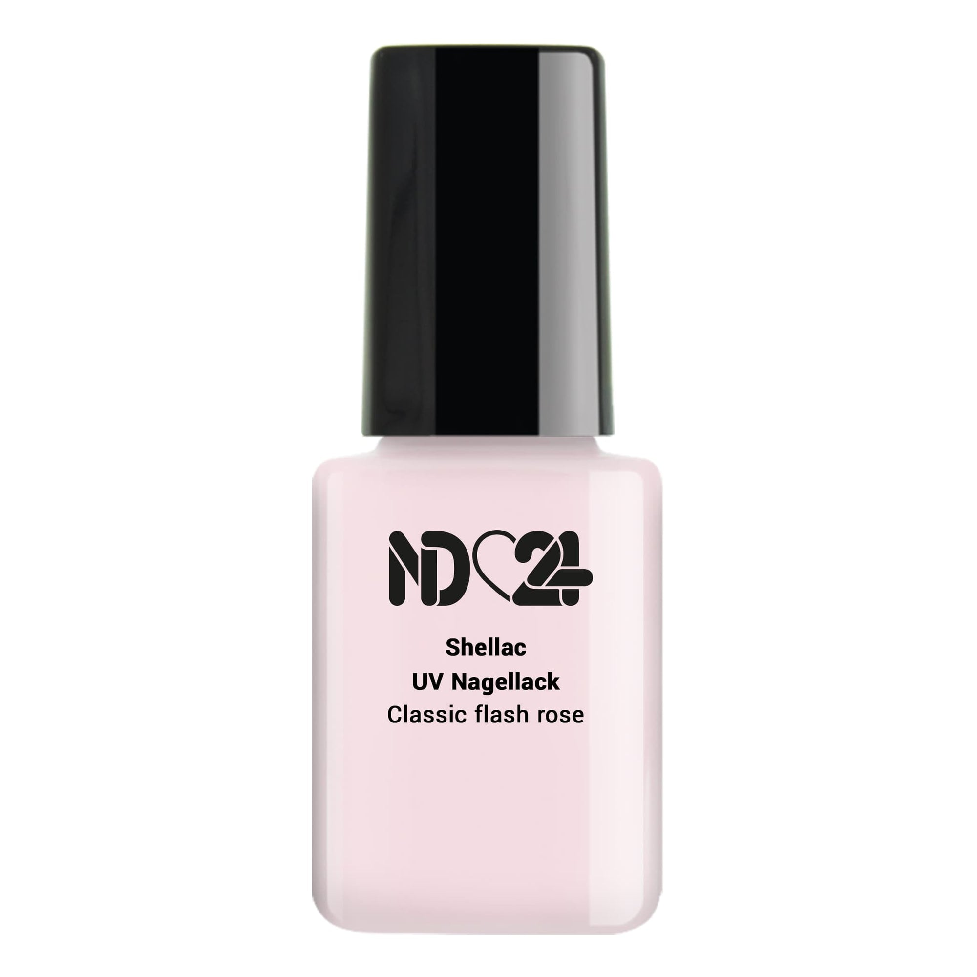 Shellac UV Nagellack Classic flash rose
