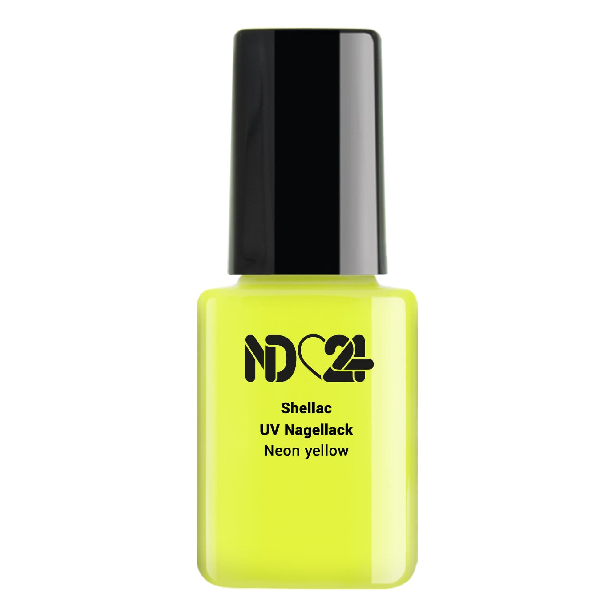 Shellac Neon yellow