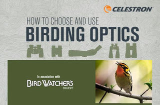 How to Choose and Use Birding Optics