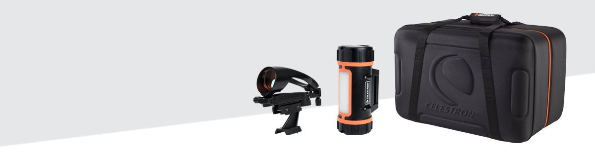 Telescope Accessories Collection Hero Image