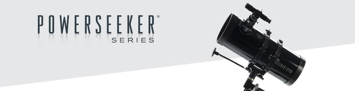 PowerSeeker Telescopes Collection Hero Image