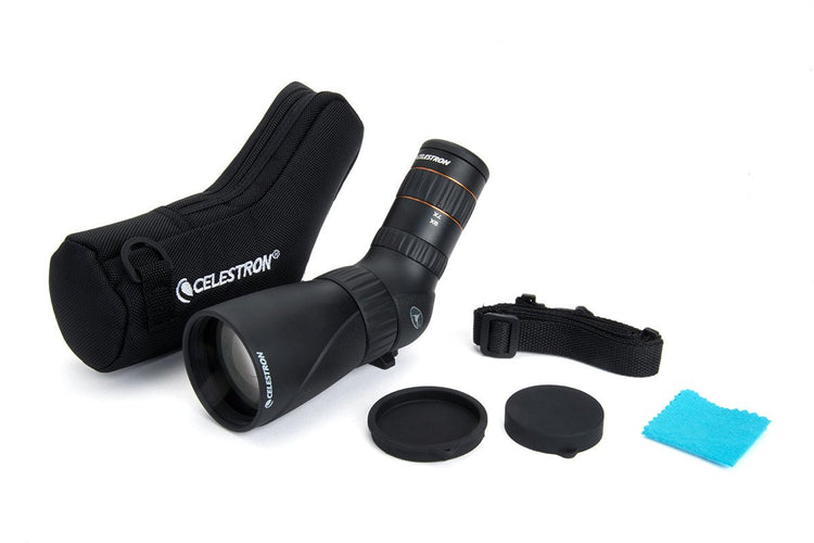 Hummingbird 9-27x56 mm ED Micro Spotting Scope