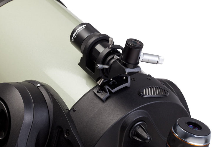 Illuminated Right Angle Correct Image Finderscope