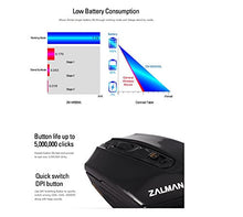 ZM-M500WL Wireless Mouse 3000 DPI Optical