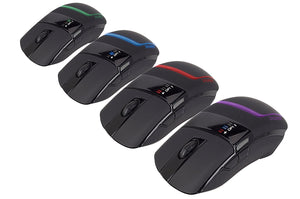 ZM-M501R Optical Gaming Mouse