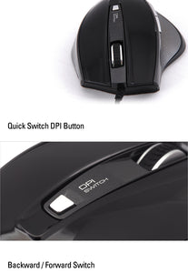 ZM-M400 Optical Gaming Mouse