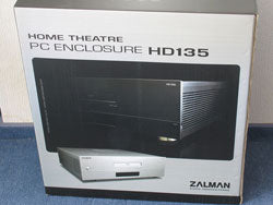 Zalman HD135 THEATER PC CASE