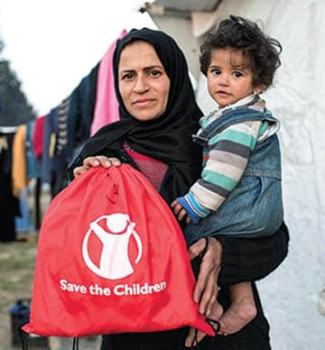 Refugee Family Comfort Kit