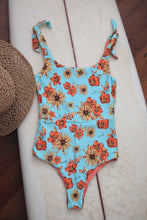 Load image into Gallery viewer, Agnetha One Piece - Atta Turquoise