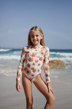 Load image into Gallery viewer, Little Drifters Surfsuit - Atta Cream