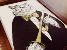 Load image into Gallery viewer, 【Trumpet】Portrait of Classicats - SomeMusicDesign | Music Gifts