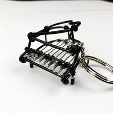 Load image into Gallery viewer, 【Piano】Wire Art Instrument Charm - SomeMusicDesign | Music Gifts