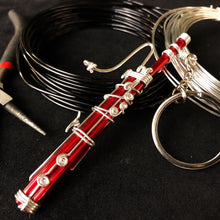 Load image into Gallery viewer, 【Bassoon】Wire Art Instrument Charm