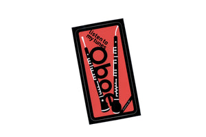 【Oboe】Contra-st Music Sticker - SomeMusicDesign | Music Gifts