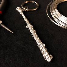 Load image into Gallery viewer, 【Flute】Wire Art Instrument Charm