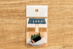 【Oboe】Music Sushi - Stickers  (5 pcs) - SomeMusicDesign | Music Gifts