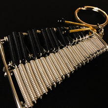 Load image into Gallery viewer, 【Glockenspiel】Wire Art Instrument Charm - SomeMusicDesign | Music Gifts