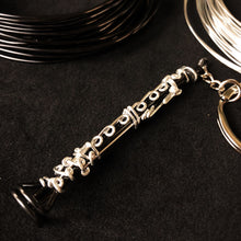 Load image into Gallery viewer, 【Clarinet】Wire Art Instrument Charm