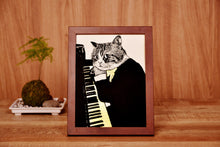 Load image into Gallery viewer, 【Piano】Portrait of Classicats - SomeMusicDesign | Music Gifts
