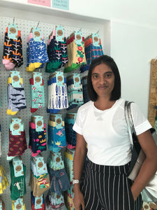 HOW I FOUND MYSELF AT FEAT. SOCK CO.