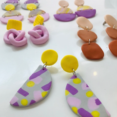 Polymer Clay Jewellery Workshop Cape Town South Africa