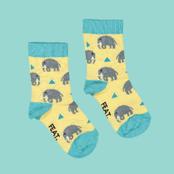 Baby Elephant socks