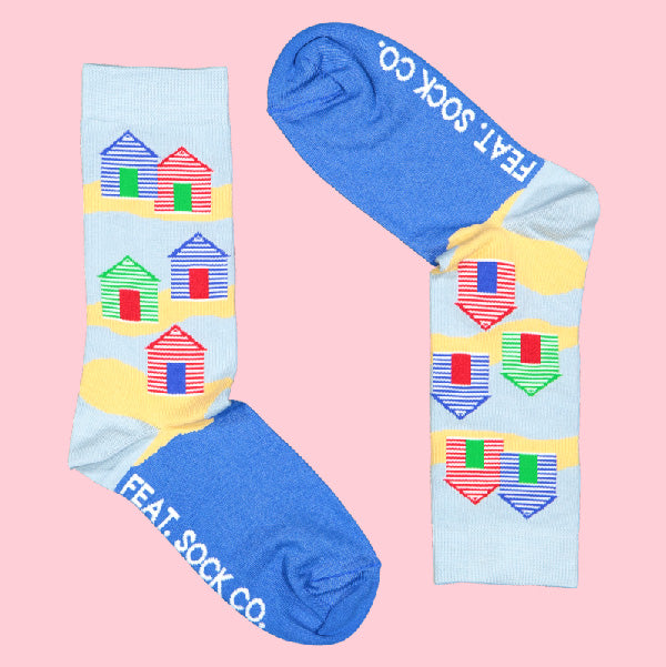 Ladies' Beach Hut socks