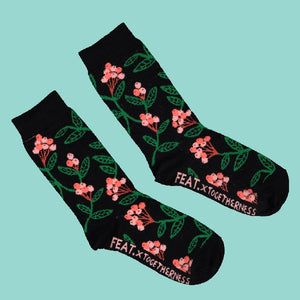 Ladies' Lilly Pilly socks by Togetherness