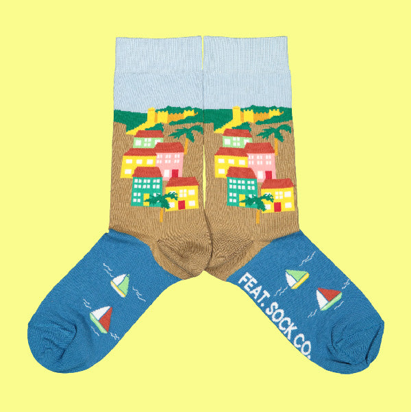 Ladies' Lisboa Metropolis socks