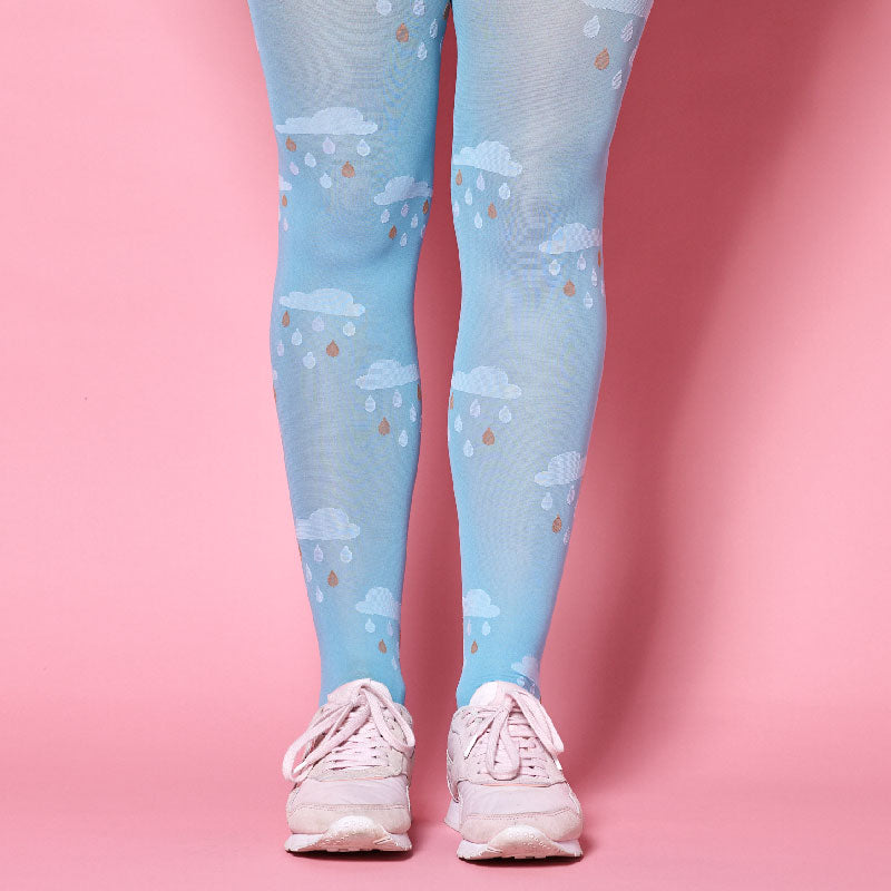 Raincloud Tights
