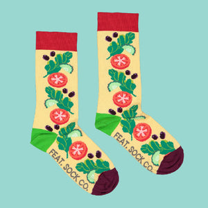 Ladies' Salad socks