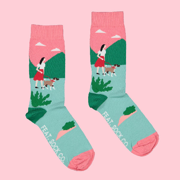 Men's Walking Seb socks