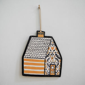 Folk House Wall-hanging