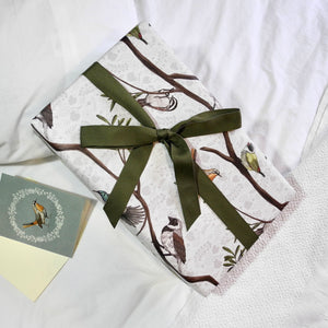 Birdwatching Gift Wrapping