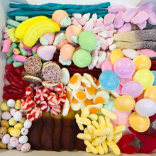 "Load image into Gallery viewer, Pick n Mix  Big 12"" box no sours or gum"