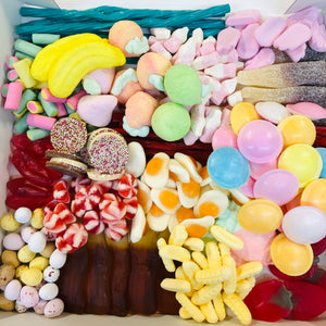 "Pick n Mix Big 12"" box no sours or gum"