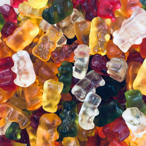 Gummi Gold Bears