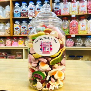 Mahoosive Pick n Mix Jars