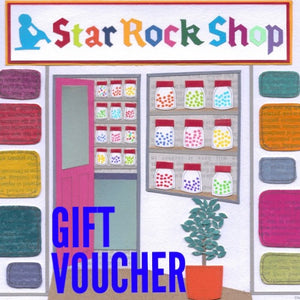 Star Rock Shop online Gift Voucher
