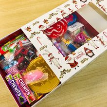 Load image into Gallery viewer, Ultimate White Christmas Pick n Mix Box